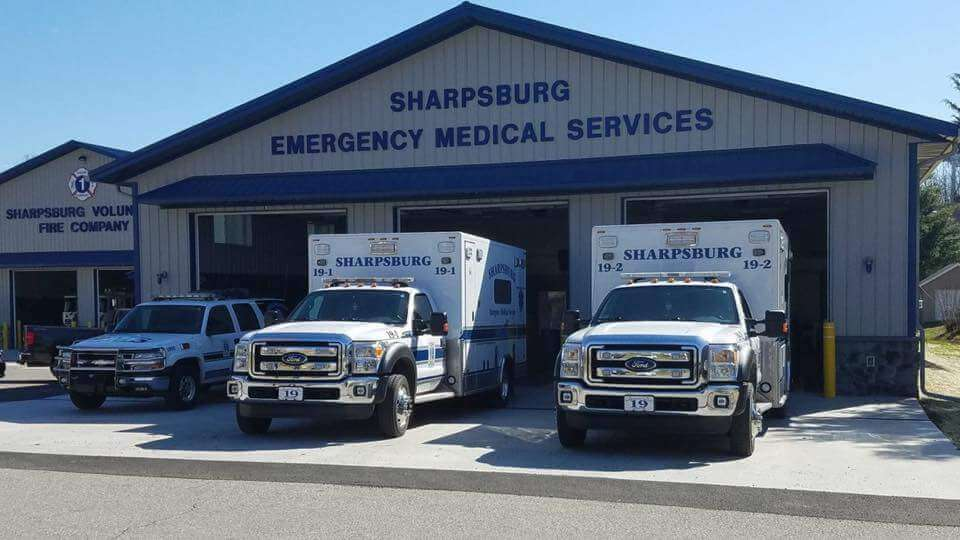 Congratulations Sharpsburg EMS