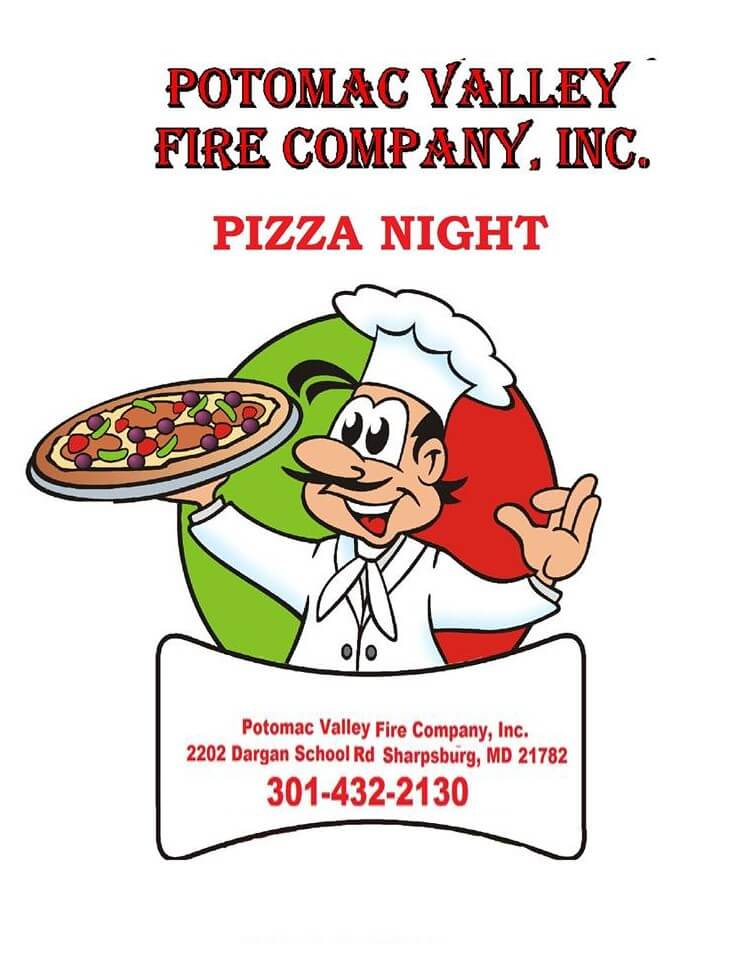 PVFC Pizza Night Fund Raiser