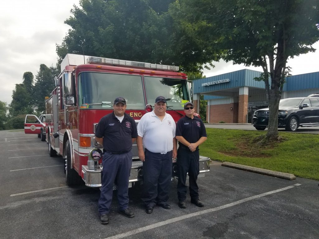 Co. 11 Attends the 117 CVVFA Parade