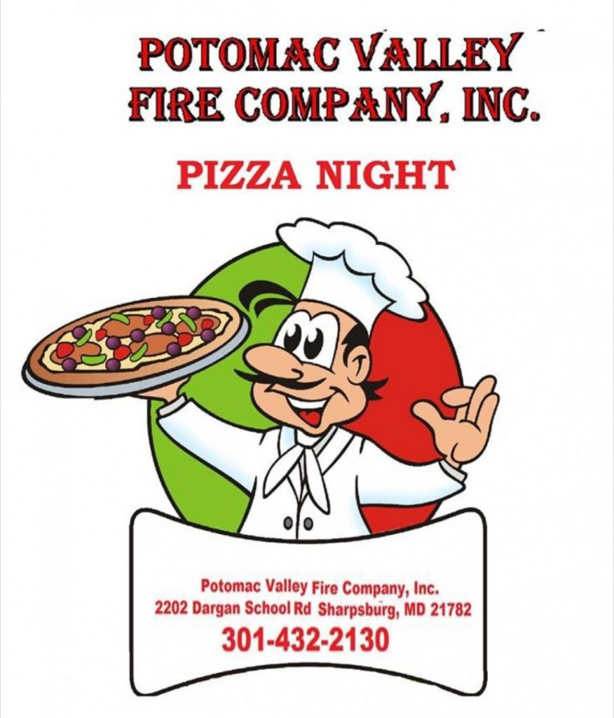 Pizza Night – Oct 19