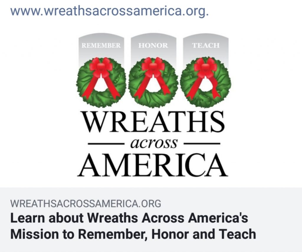 Help Support – Wreaths Across America