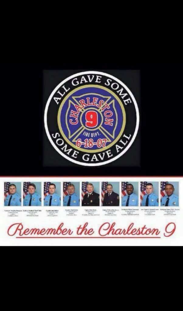 Remembering the Charleston 9