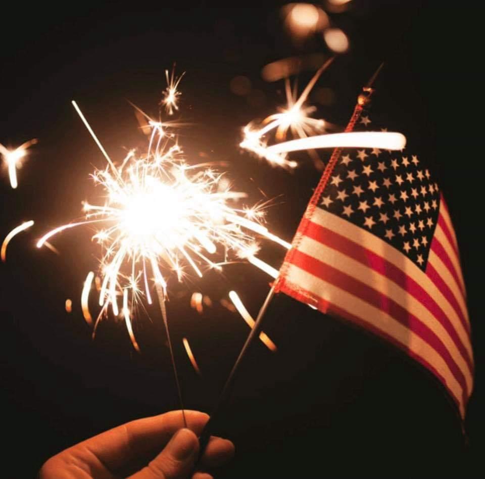 antietam battlefield fireworks 2020