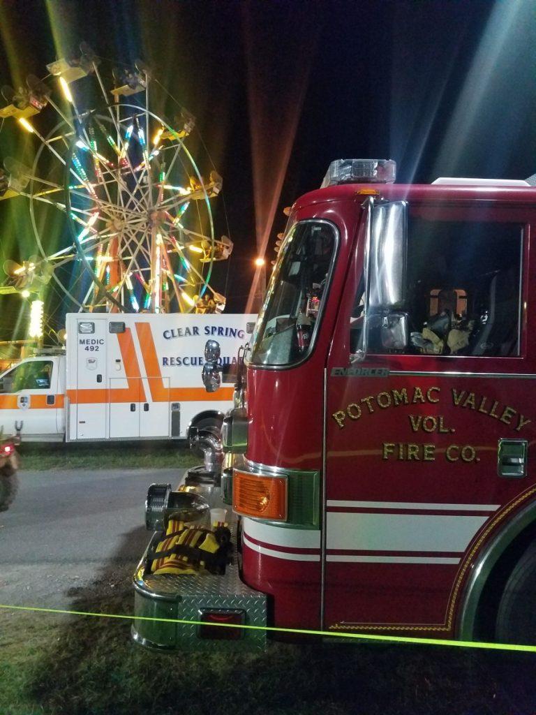 Potomac Valley Fire Company – Sharpsburg, MD